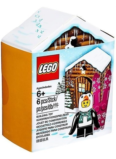 Lego Lego 5005251 Şenguin Suit Girl Minifigür Renkli